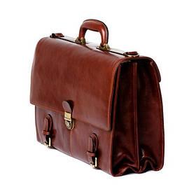 Мужские кожаные портфели