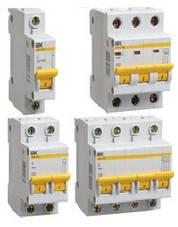 Автоматичні вимикачі ВА47-29М