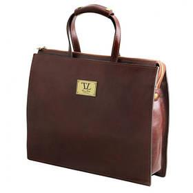 Женские кожаные портфели