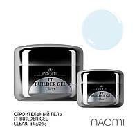 Строительный гель Naomi IT Builder Gel Clear 28 гр