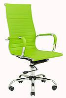 Кресло Slim HB (XH-632) мех., Tilt Салатовый