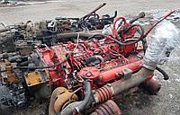 Двигатель MAN, лежащий 5 цилиндров турбо