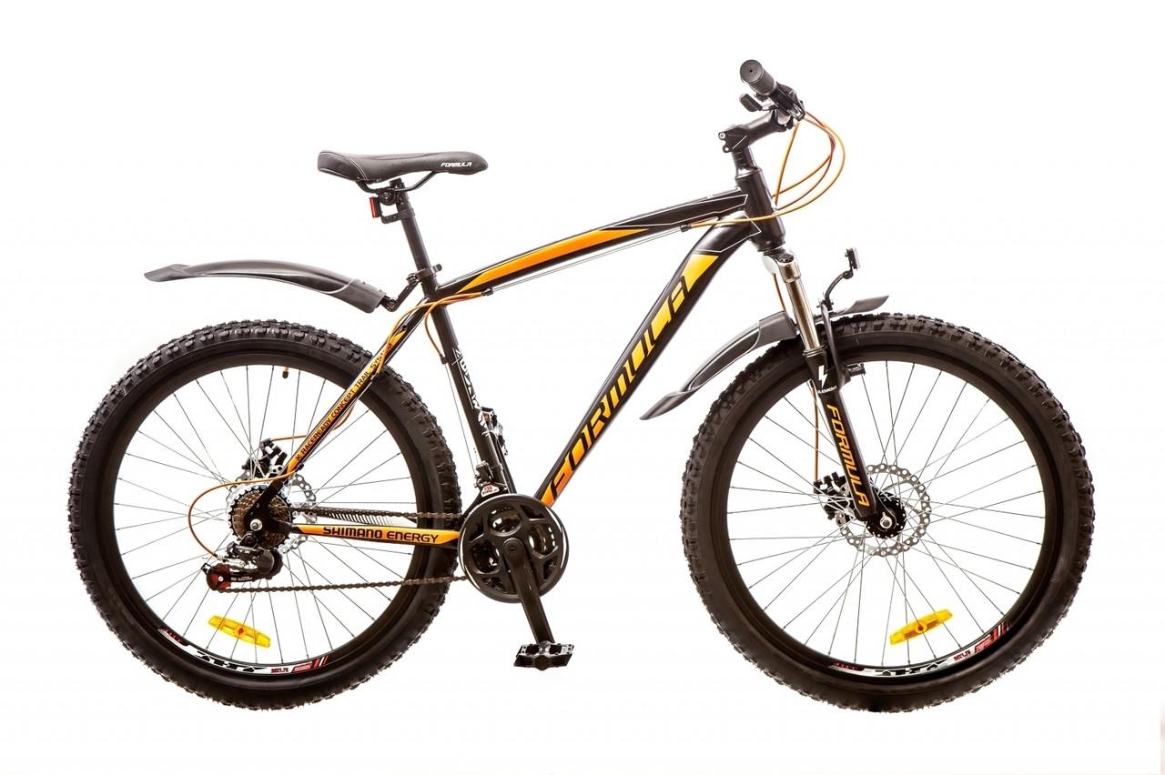 "Велосипед Formula BLIZZARD DD 26"" (2016/2017)"