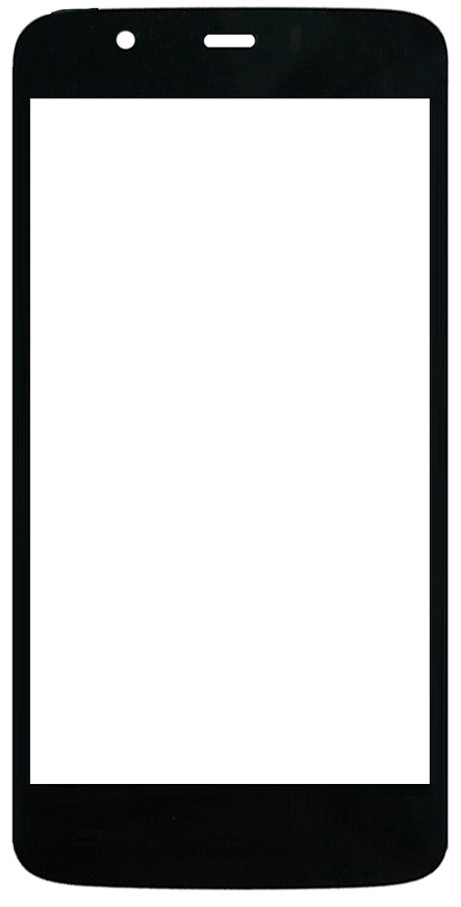 Сенсор FLY IQ4414 Evo Tech 3 black (оригинал), тач скрин для телефона
