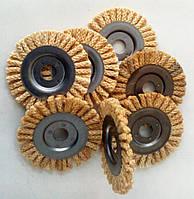 Сизаль круг полировальный 125 мм на болгарку