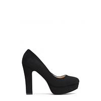 Женские Туфли на платформе  Vices BLACK