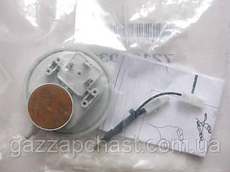 Датчик вентилятора (прессостат) Baxi, Westen оригинальный (721890300)