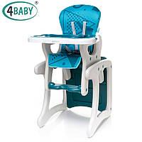 Детский стульчик для кормления трансформер 4baby Fashion