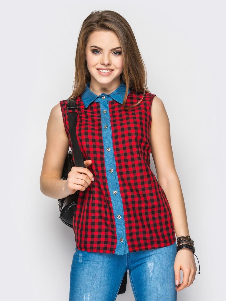 Рубашка женская №400-4