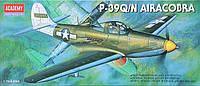 P-39Q/N AIRACOBRA 1/72 ACADEMY 2177