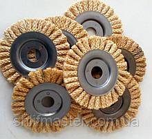Сизалевый круг полировочный 150х22 мм