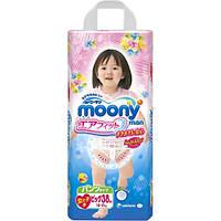 Moony – трусики Air Fit Big (12-17) кг, 38 шт. для девочки