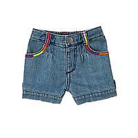 Детские шортики для девочки 12-18, 18-24 месяца, 2 года, фото 1
