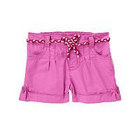 Детские шорты для девочки 12-18 месяцев, 2 года