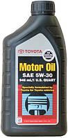 Масло моторное Toyota 5W-30 USA 0.946 л. (00279-1QT5W)