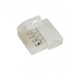 """Коннектор 10мм """"зажим"""" для led ленты 5050 RGB"""