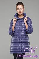 Женская удлиненная демисезонная куртка (р. 42-54) арт. Анаит 2