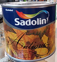 "Лак ANTIQUE Sadolin ""эффект под старину"", 0.5л"