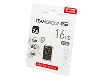 Флешка 16Gb Team C156 Silver / TC15616GS01