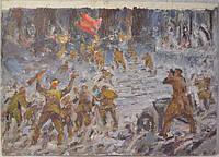 Полонский Е. ,,Знамя Победы,, 1986.