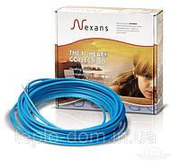 Нагревательный кабель nexans – одножильный txlp/1, 17вт/м
