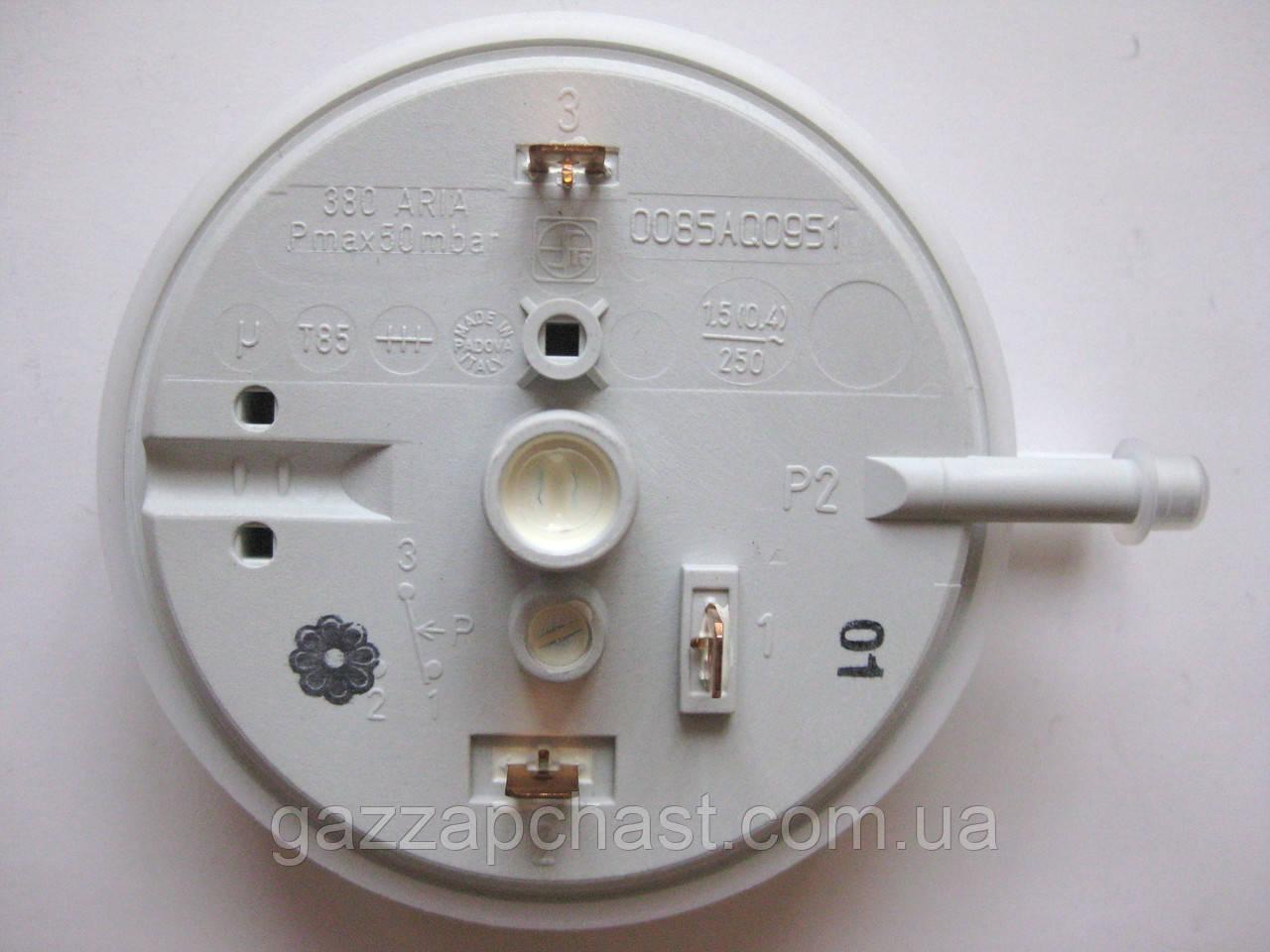 Датчик вентилятора універсальний Sit 100/80 Pa (0.380.029)