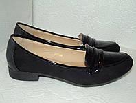 Новые классические туфли, р. 40 - 25,5см