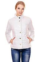 Женская демисезонная куртка Irvik FK154 белая