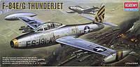 F-84E/G THUNDERJET 1/72 ACADEMY 1617