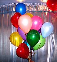 Оформление воздушными шарами мероприятий в Днепропетровске