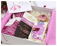 Подарочный набор для подруги, девушки,мамы Purpur