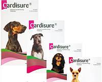 CARDISURE КАРДИШУР для лечения сердечной недостаточности у собак