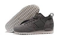 Мужские кроссовки Adidas Originals Military Trail Runner серые, фото 1