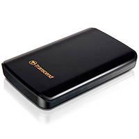 Внешний жесткий диск 1Tb Transcend StoreJet 25D3, Black, 2.5', USB 3.0 (TS1TSJ25D3)