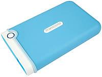 Внешний жесткий диск 1Tb Transcend StoreJet 25M3, Blue, 2.5', USB 3.0, 5400 rpm (TS1TSJ25M3B)