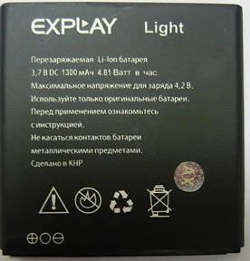 Аккумулятор Explay Light, ОРИГИНАЛ
