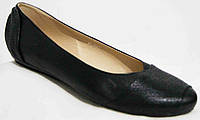 Женские балетки кожаные большие размеры, балетки женские большого размера от производителя модель МИ5249