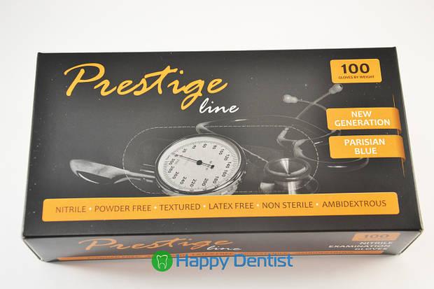 Перчатки нитриловые Prestige line (Престиж)