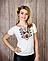 Женская футболка вышиванка Орнамент Новый, фото 6