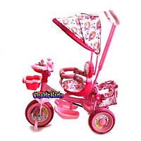 Велосипед детский трехколесный Princess