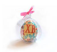 Пасхальные подарки из шоколада, Пасхальное яйцо из шоколада, фото 1