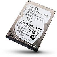 Жесткий диск 2.5' 500Gb Seagate Laptop Thin SSHD, SATA3, 64Mb, 5400 rpm + 8Gb SSD (ST500LM000)