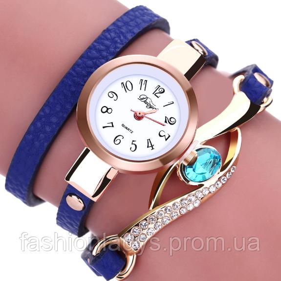 822751ee24fb Часы наручные женские Duoya Blue