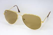 Солнцезащитные очки со стеклянной линзой
