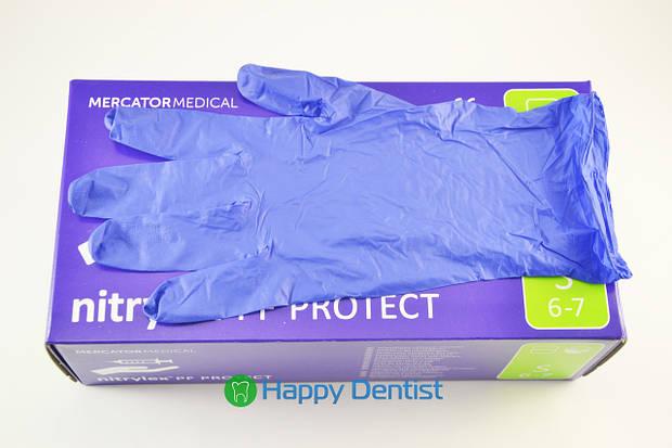 Nitrylex PF (Нитрилекс ПФ) нитриловые перчатки 200 шт