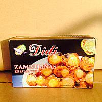 Гребешок ZAMBURINAS En salsa vieira  TM DIDI