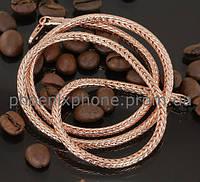 Интересная цепочка, покрытая слоями золота (40886)