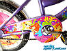 Детский велосипед Mustang Winx (16 дюймов), фото 4