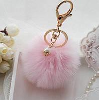 Оригинальный брелок, цвет розовый
