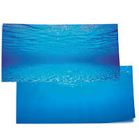 Фон для аквариума двойной Poster 2  L 100x50 cm